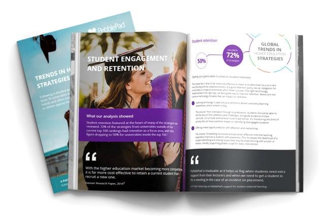 Global Trends in Higher Education Brochure