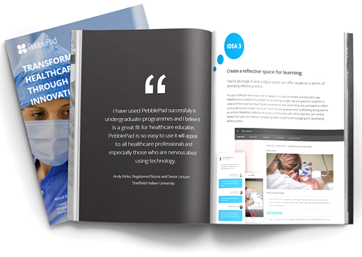 Healthcare Brochure - Smarketing Content