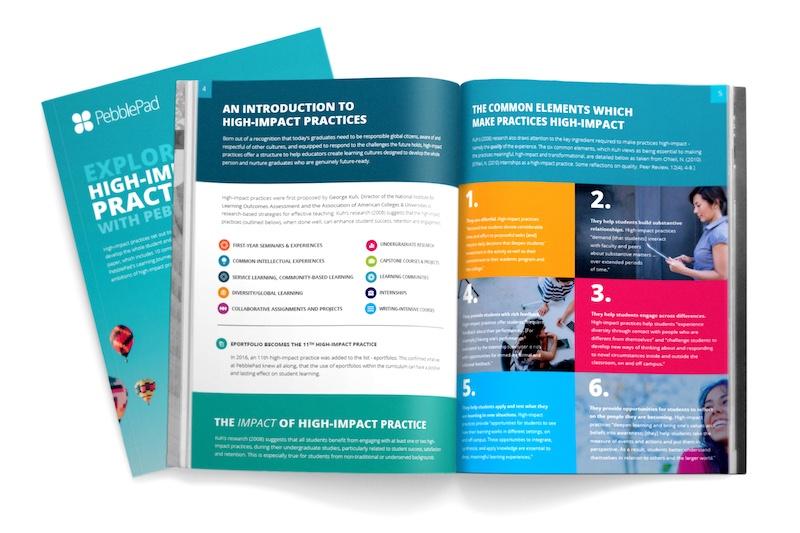 High Impact Practices publication